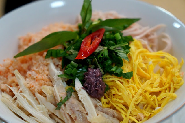 The noodle dishes bring the breath of Hanoi 3
