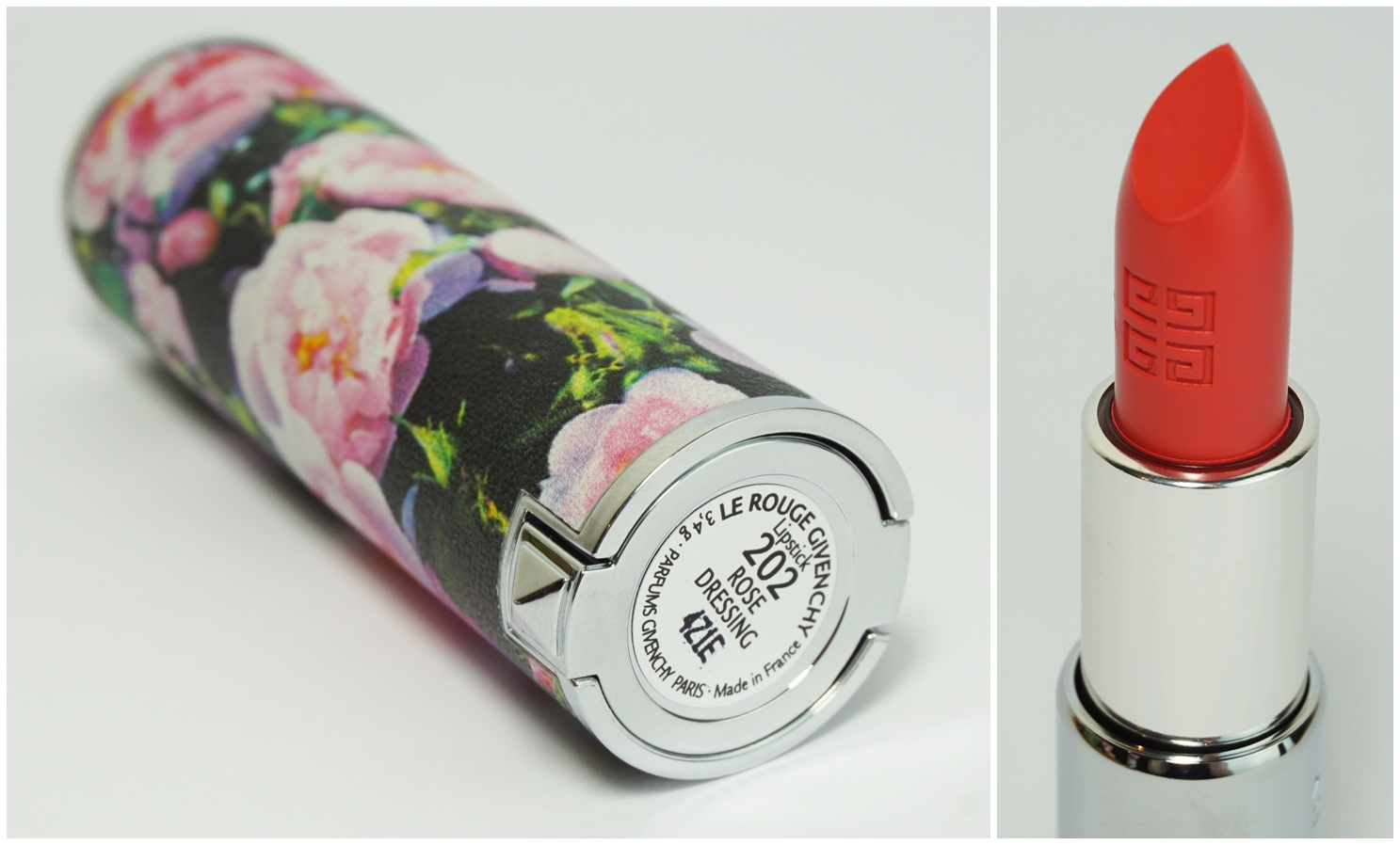 Givenchy - Le Rouge 202 Rose Dressing Lipstick (Couture Edition)