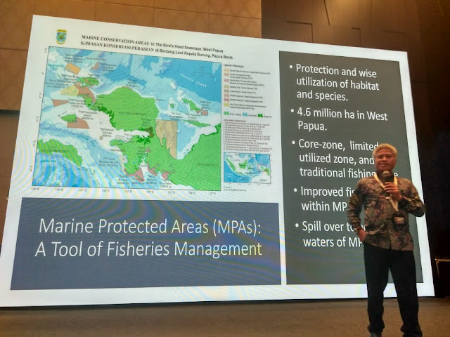 Conservation International Indonesia Menyampaikan Tiga  Komitmen dalam OOC Bali