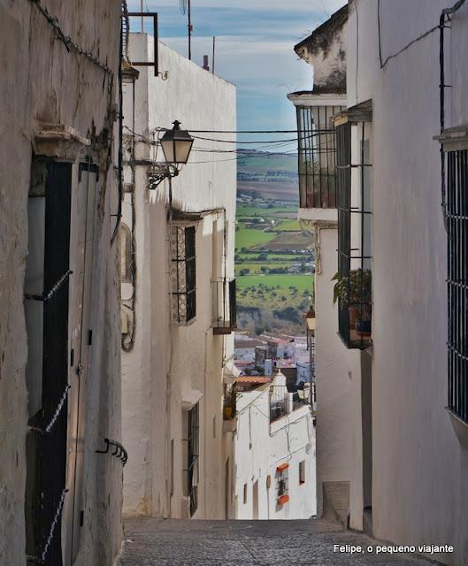 Arcos de la Frontera, Andaluzia, Espanha