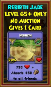 Rebirth - Wizard101 Card-Giving Jewel Guide