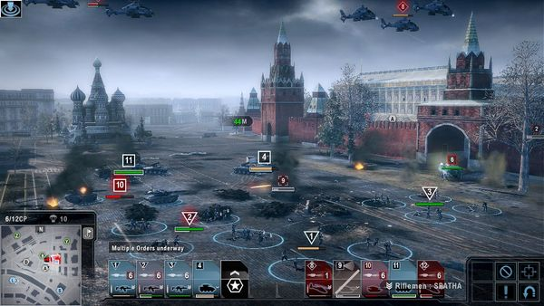 Tom Clancys EndWar PC Repack Free Download Screenshot 3