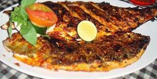 Resep Ikan Bakar Jimbaran