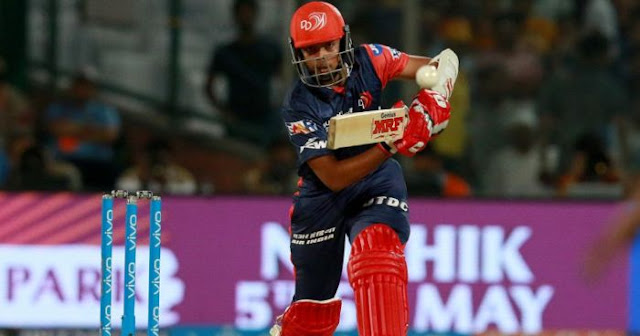 Prithvi Shaw Youngsters who Impressed in IPL 2018