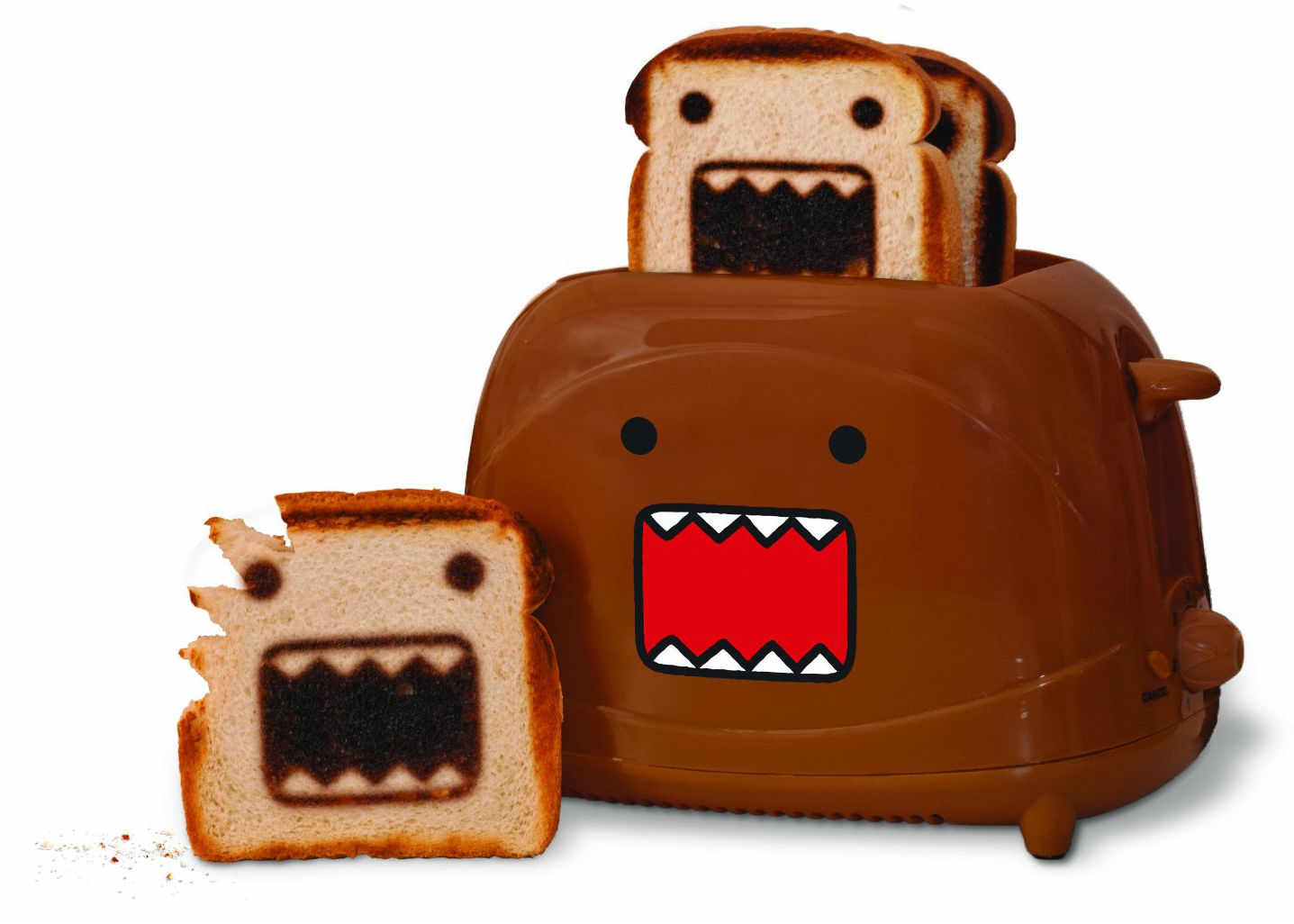 Cool Stuff: Domo Toaster [Times New Geek]