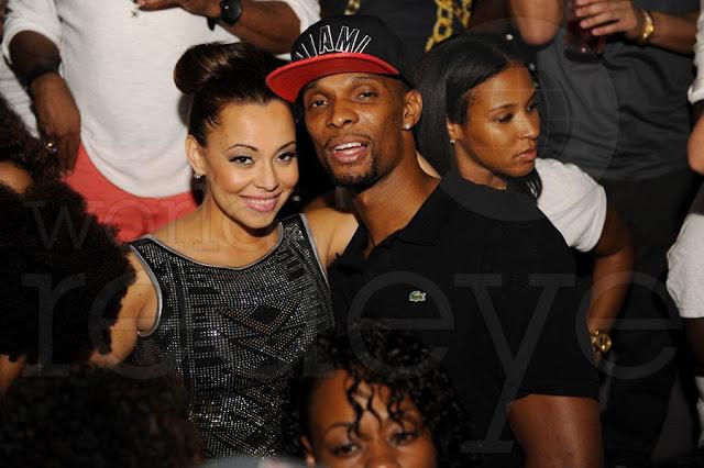 Miami Heat celebrate NBA Championship at Club Story with Drake