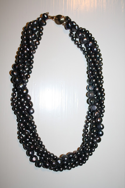 She wants a pearl necklace thought differently, many