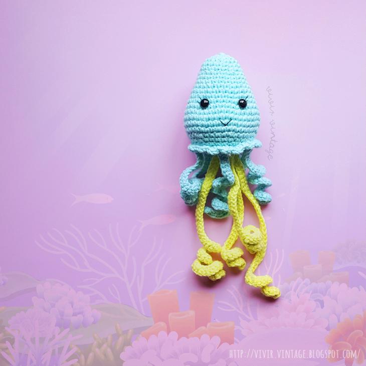 medusa amigurumi