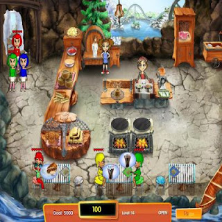 Download Cooking Dash 3 Game For PC