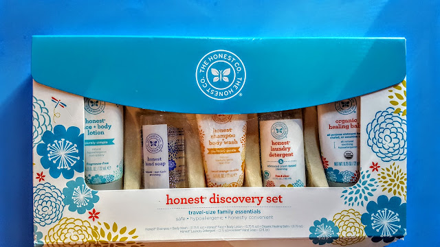 honest discovery kit giveaway