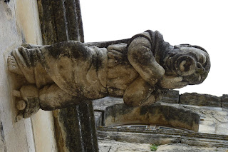 Gárgola del Castillo de Grignan.