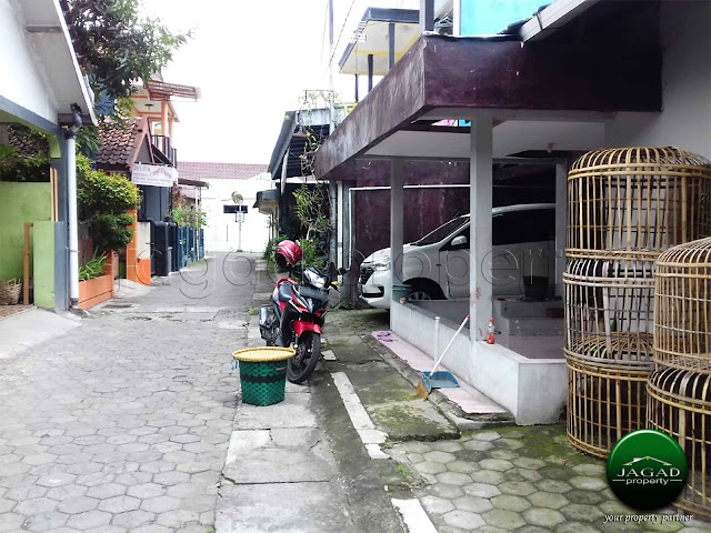 Tanah Bonus Rumah dekat Kraton Jogja