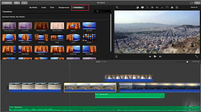 iMovie Editor Video