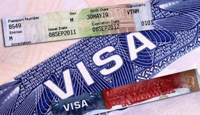 Hồ sơ visa Mỹ du lịch