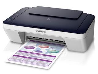 Canon E400 driver download Windows 10, Mac, Linux