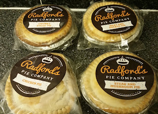 Radford's Pie Company Review