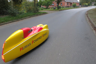Human powered vehicle