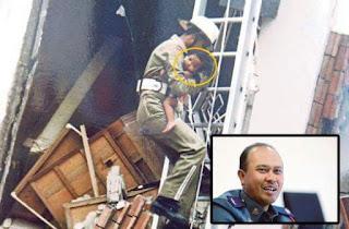 Tragedi Highland Tower |  Pegawai Bomba Ingin Bertemu Kembali Bayi Yang Diselamatkannya Dulu