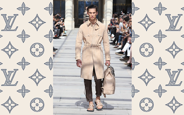Watch Louis Vuitton's Men's Spring/Summer 2017 FULL Runway Show!