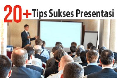 Tips dan trik agar presentasi sukses