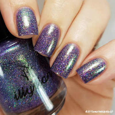 Illyrian Polish Nil Collection Juicy Fruit Swatches and Review
