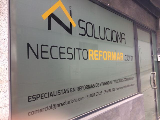 NUEVAS OFICINAS NECESITO REFORMAR SOLUCIONA, S.L.