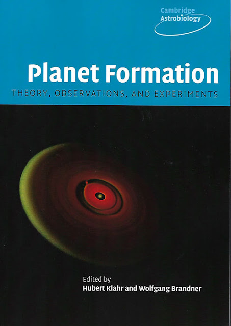 Planet Formation: Theory, Observation and Experiments edited by Klahr and Brandner