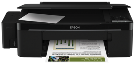 epson l200 software download