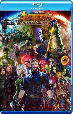Avengers Infinity War 2018 WEB-DL 720p 1080p