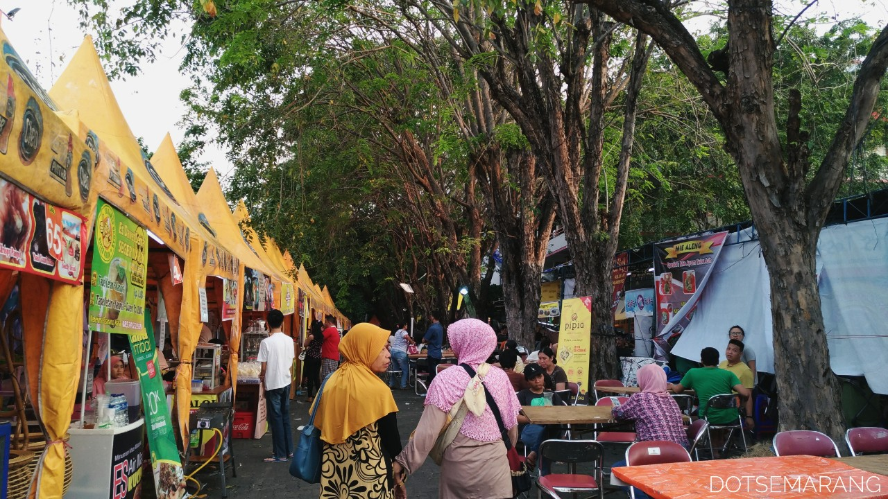 Review Event Festival Makanan Pulang Semarang 2