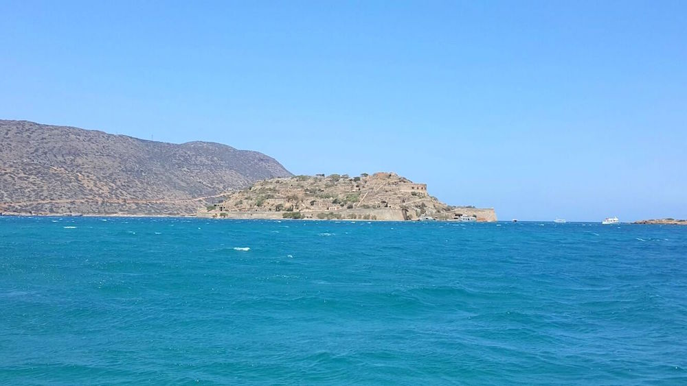 crete photo diary spinalonga