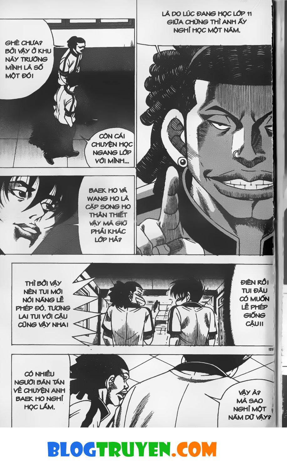 Bitagi - Anh chàng ngổ ngáo chap 244 trang 10