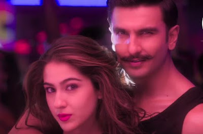 Watch Aankh Mare Video Song from Simmba