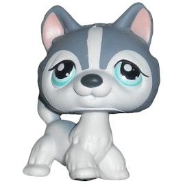 Littlest Pet Shop Special Husky (#No #) Pet