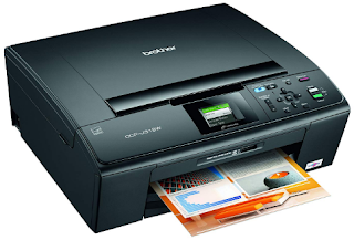 Brother dcp-j315w Wireless Printer Setup, Software & Driver