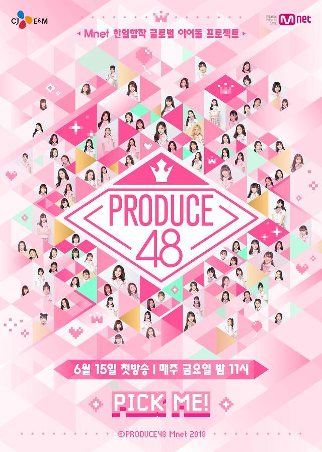 SUB ESPAÑOL] Produce 48 [EP 1, 2, 3, 4, 5, 6, 7, 8, 9, 10, 11, 12