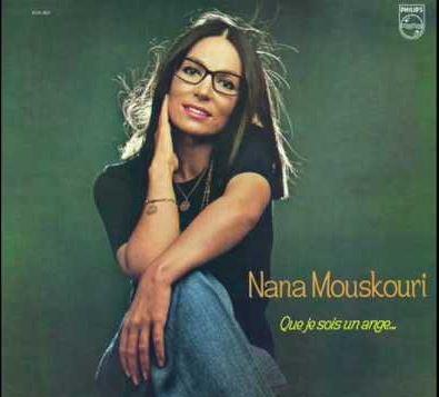 Nana Mouskouri - Que Je Sois Un Ange...