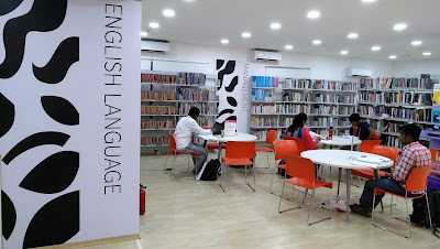 British Council Library Centre