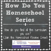How Do You Find All the Curriculum You Use? on Homeschool Coffee Break @ kympossibleblog.blogspot.com