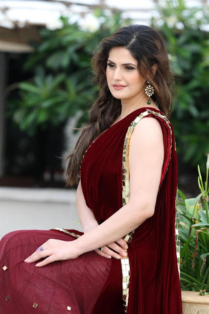Zarine Khan Hot Photoshot Video