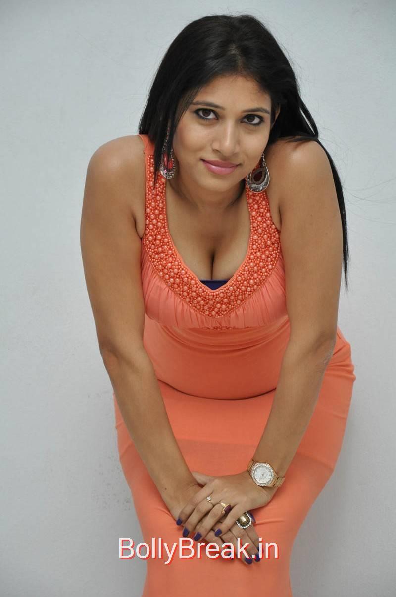 Telugu Actress Vanditha, Actress Vanditha Hot HD Images from Geethopadesam Audio Launch