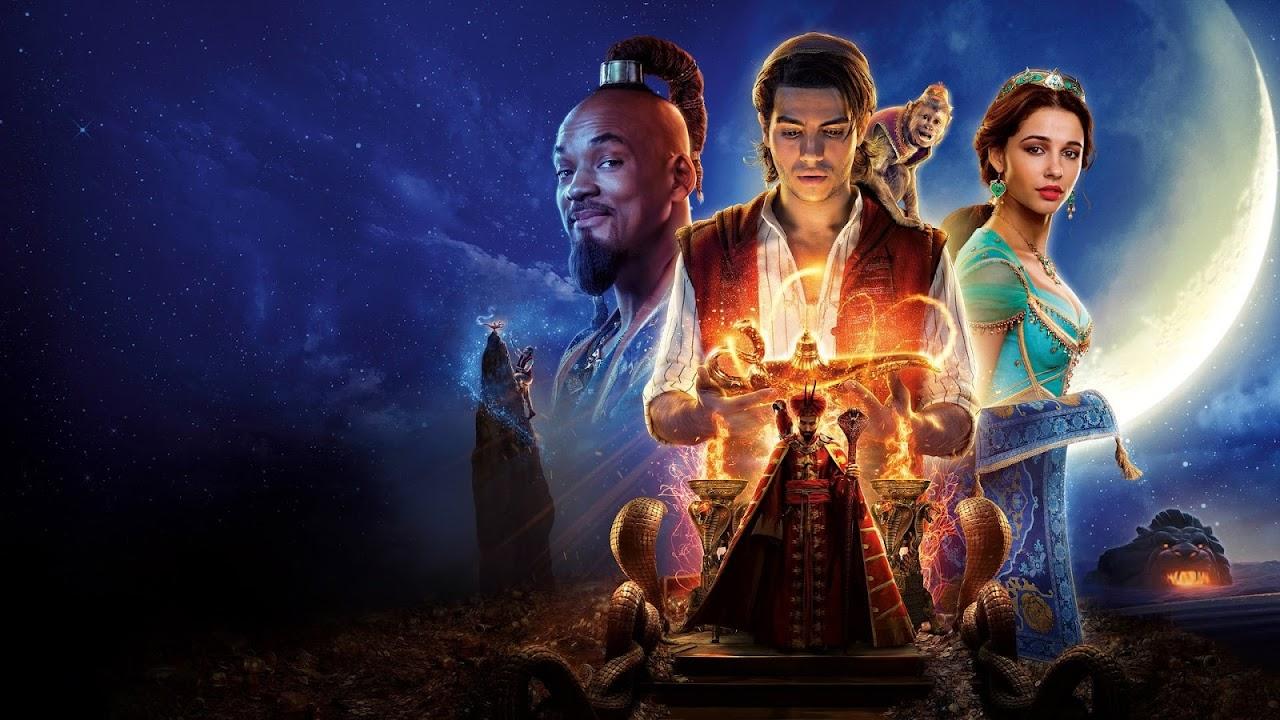 Live-Action de Aladdin chegará ao Disney+ em janeiro