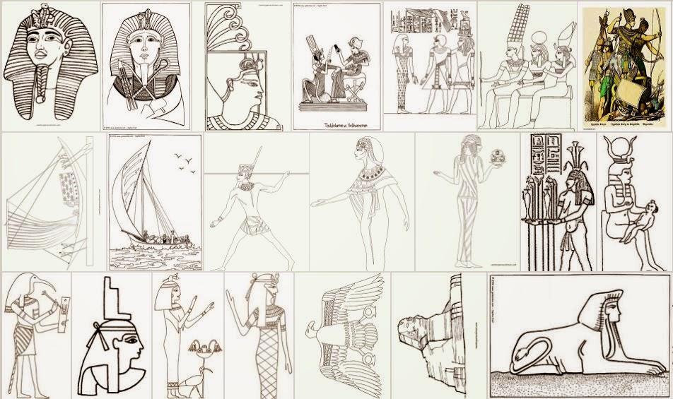Trabajo de Investigación: Egipto - El QuinTo NiVeL