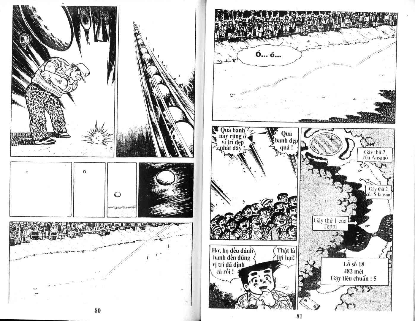 Ashita Tenki ni Naare chapter 38 trang 38