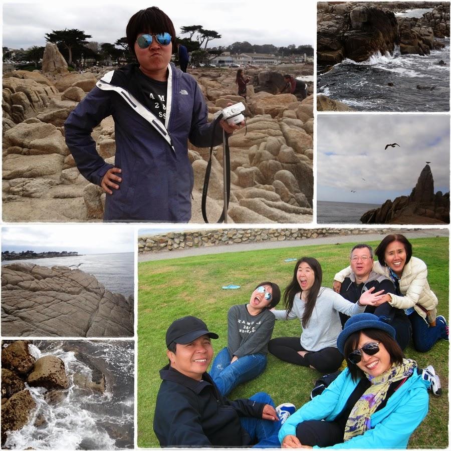 阿雲的家: Monterey Bay 一日遊