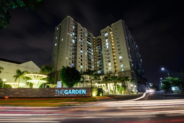 Căn hộ chung cư cao cấp Tân Phú TPHCM The Garden 0918158933