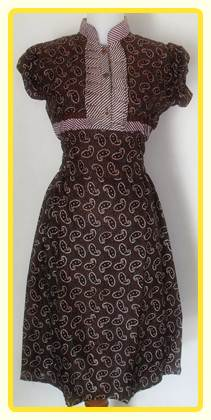 Update Model Baju Batik Terbaru Wanita