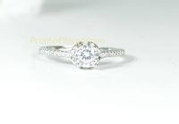 Logo Vinci gratis un anello argento Sterling con JewelCandle
