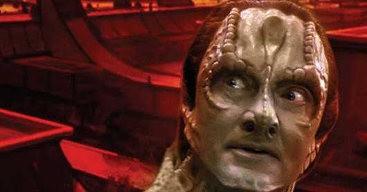 New Cover Art! Garak Returns in DS9: Enigma Tales!