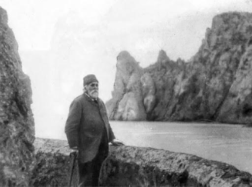 Лев Голицын в Крыму